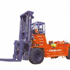 15-45T balanced heavy internal combustion forklift TIF